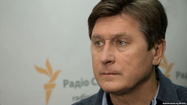 Володимир Фесенко.