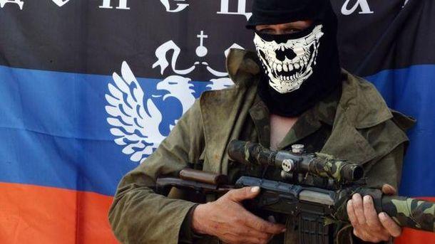 Терористи продовжують обстрілювати українські позиції
