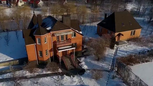 Будинок судді Вищого спеціалізованого суду Миколи Лагнюка