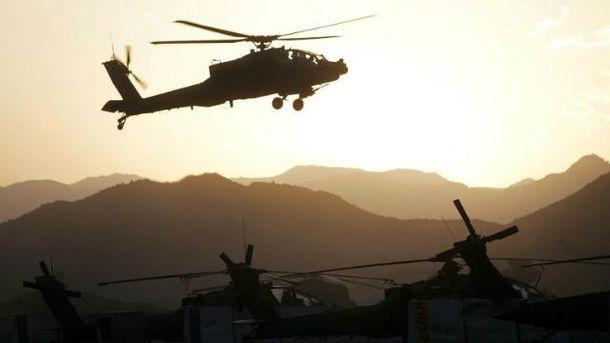 Військові США провели спецоперацію проти бойовиків