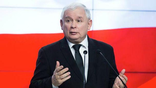 Ярослав Качинський сказав про майбетнє стосунків між Україною і Польщею