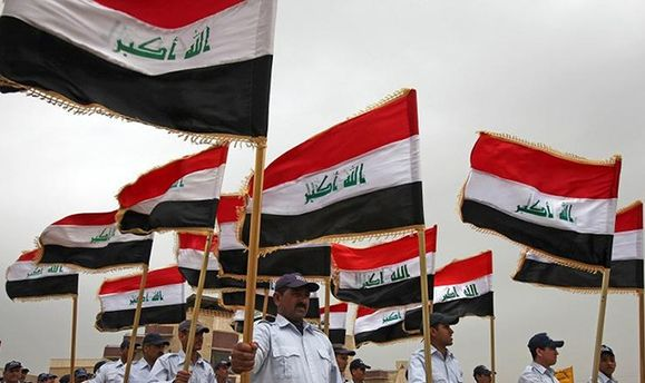 Флаги Ирака
