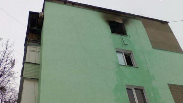Вибух стався у квартирі п'ятиповерхового житлового будинку