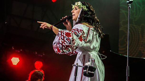 Джамала пообещала на сцене Евровидения исполнить новую песню