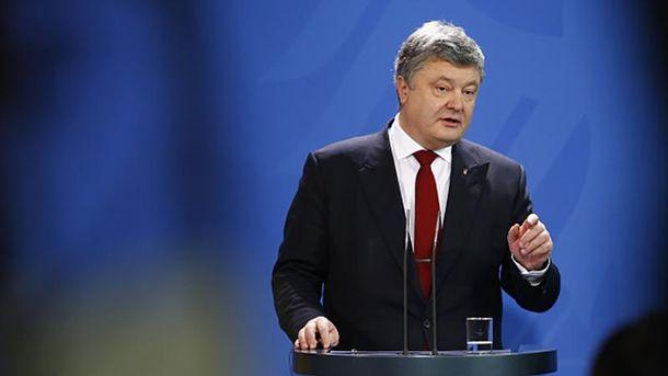 Порошенко экстренно возвращается вукраинскую столицу из-за ситуации вокруг Авдеевки