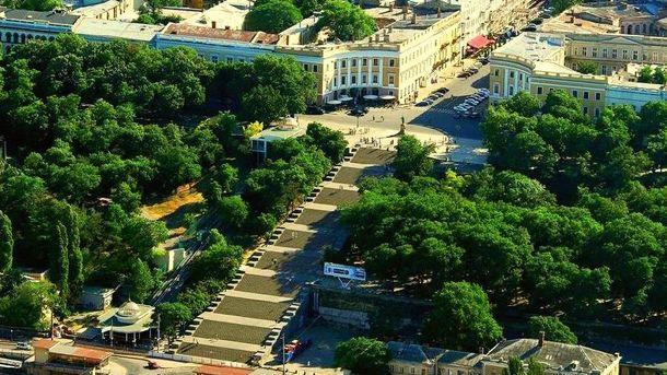 Потемкинская лестница и другие достопримечательности Одессы
