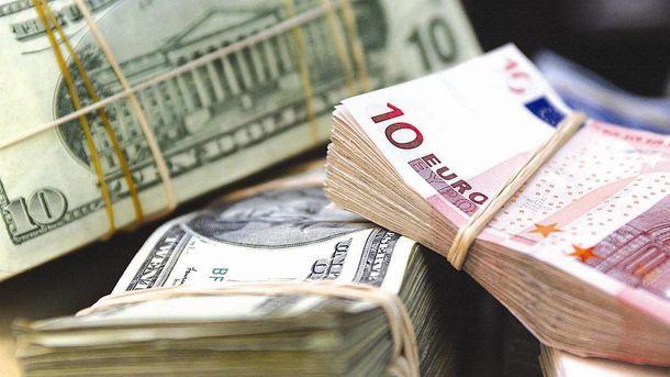 Курс гривны кдоллару вырос до27,08 грн/$