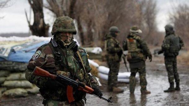 Боевики штурмуют позиции ВСУ под Авдеевкой
