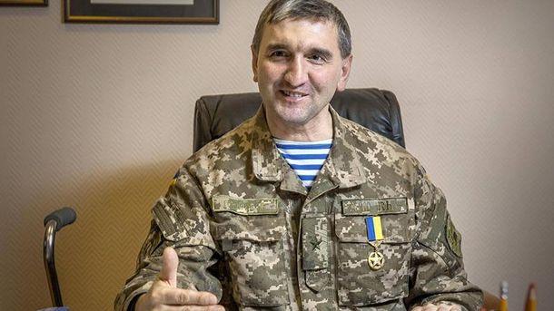 Генерал-майор Игорь Гордийчук