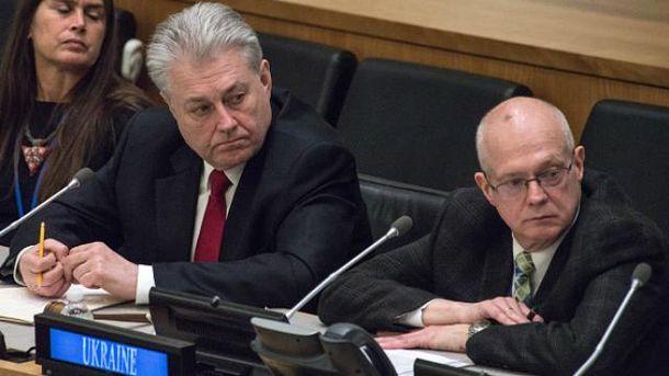 Украина начала председательствовать в Совбезе ООН