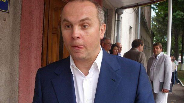 Екс-регіонал Нестор Шуфрич
