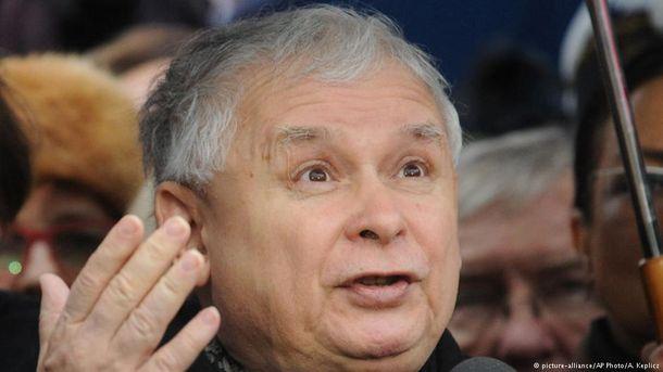 Украина-польские отношения страдают от амбиции Качиньского