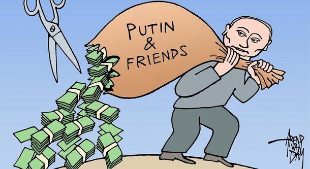 Путін та санкції