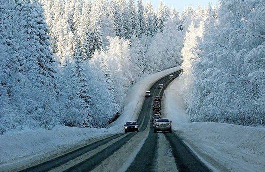 Зимова дорога