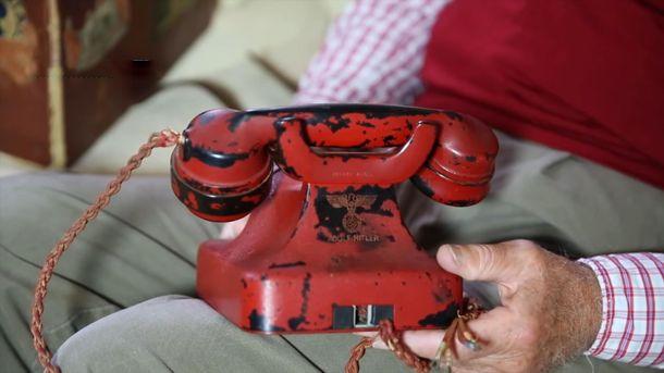 Телефон Гитлера выставили на аукцион
