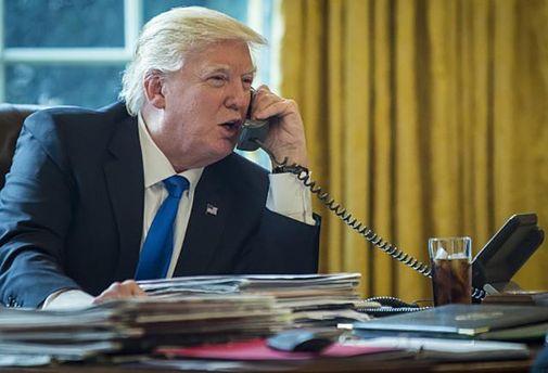 Дональд Трамп резко поговорил с Малькольмом Тернбуллом