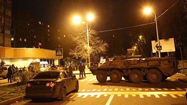 В Донецке снова неспокойно (иллюстрация)