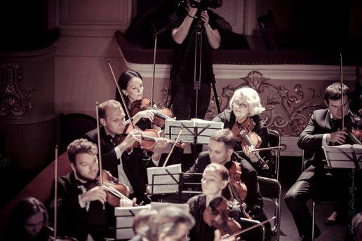 Симфонический оркестр Национальной оперы Украины