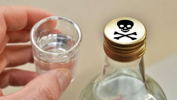 Сурогатний алкоголь возили в зону АТО