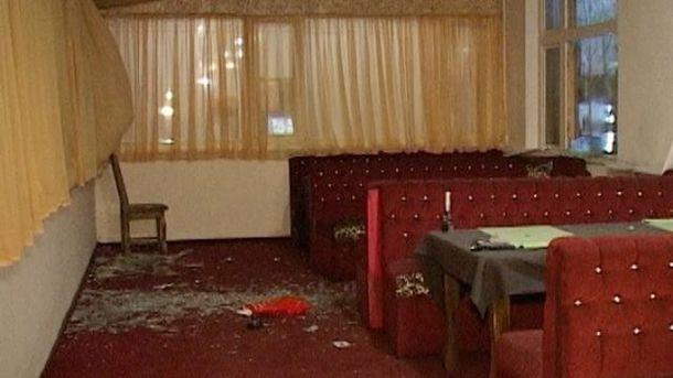 В ресторане Киева прогремел взрыв