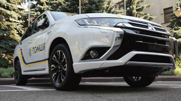 На таких внедорожниках скоро будут ездить украинские полицейские