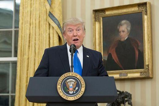 Суд приостановил действие указа Трампа о мигрантах