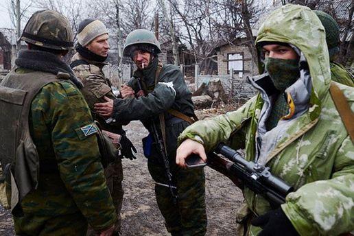 По данным разведки, боевики дезертируют из Донбасса