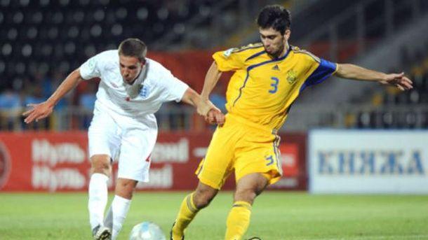 Парцванія  у складі молодіжки виграв чемпіонат Європи