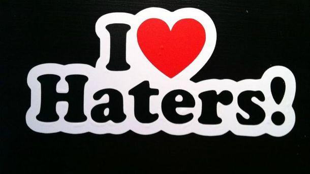 Hater помогает найти друзей по общим антипатиями