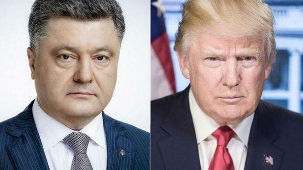 """Головне за добу: """"Гарна"""" розмова Порошенка з Трампом, перші півфіналісти Нацвідбору Євробачення"""