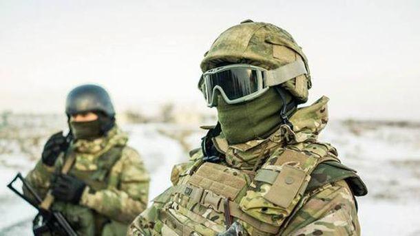 Українські військові затримали інформатора