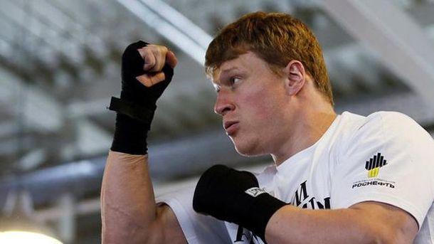Александра Поветкина исключили изрейтингов WBC