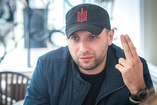 Парасюк спростував заяву Ляшка про побиття поліцейського