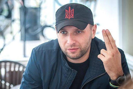 Парасюк опроверг заявление Ляшко об избиении полицейского