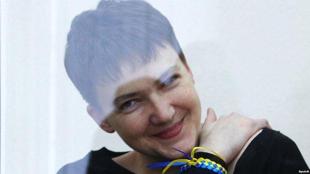 Надежда Савченко готова стать президентом
