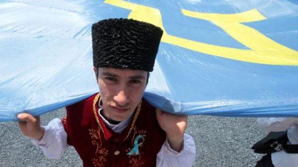 Украинский телеканал начал вещание на крымскотатарском языке
