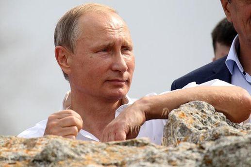 Владимиру Путину дорого стоит содержание Крыма