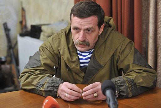 Ігор Безлер закликав Олександра Захарченка піти з посади ватажка