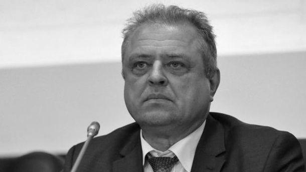 Глава Госинспекции ядерного регулирования Украины Сергей Божко