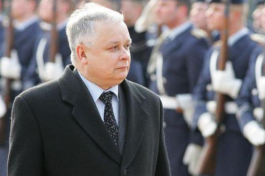 Ярослав Качиньский заявил, что из-за Степана Бандеры Украина может не попасть в Европу