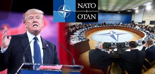 Трамп и НАТО