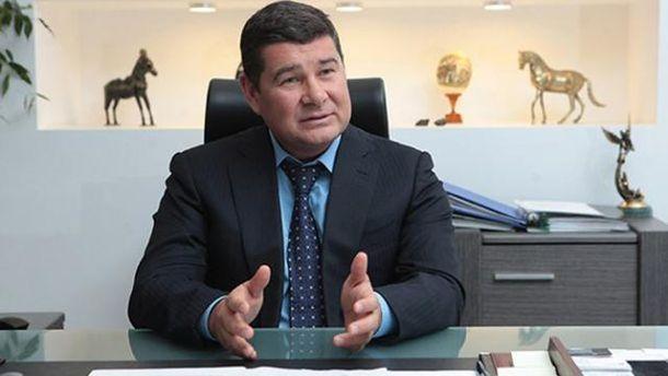 Александр Онищенко рассказал, когда наконец обнародует