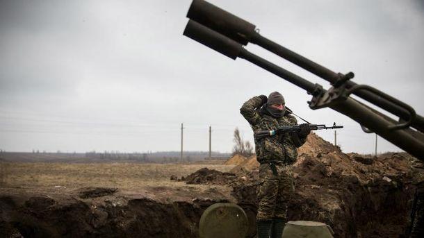 За минувшие сутки среди украинских воинов нет погибших