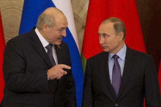 Дружбі Лукашенка і Путіна прийшов кінець?