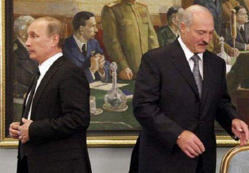 Для Путіна Білорусь вже пройдений етап?