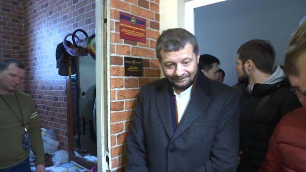 Обшук у адвоката Мосійчука