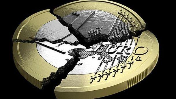 Евро подешевел сразу на 10 копеек