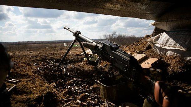 В Авдеевке ранены многие военные