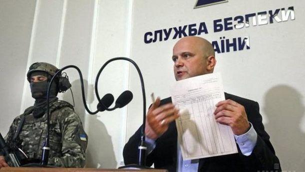 Советник главы спецслужбы Юрий Тандит