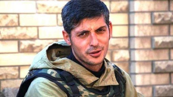 В Донецке погиб главарь боевиков